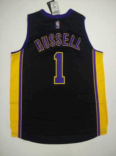 Cheap New Style Gear #1 Russell Lakers Hollywood Nights HHL2437