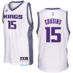 Online sales Sacramento Kings #15 DeMarcus NBA Cousins 2016 17 Seasons Home Swingman White MTQ3531