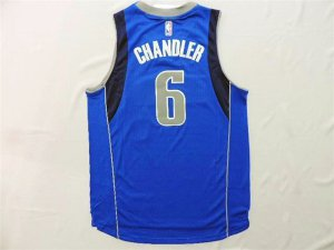Seiko Cup Dallas Mavericks 6 Tyson Chandler Light Clothing Blue KAP1293