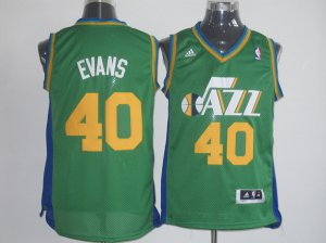 Shop Cheap Evans #40 Utah Gear Jazz green BGG4156