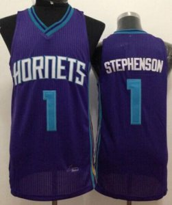 Shopping Revolution Gear 30 Hornets #1 Lance Stephenson Purple Stitched ATR644