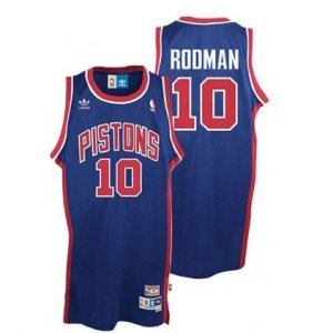Cheap 2018 Detroit Basketball Pistons #10 Rooman blue ZKV1418