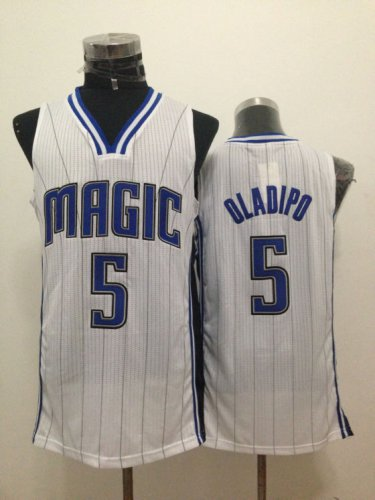 Cheap Sale Orlando Magic Gear Victor 5 Oladipo white WLQ3160