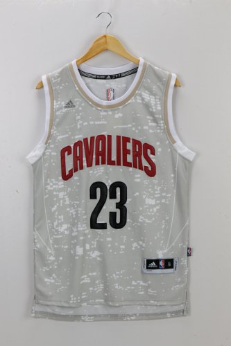 Fashionable #23 Apparel Lebron James Cleveland Cavaliers BOK1096