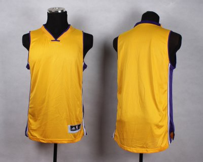 Online Cheap Los Angeles Lakers Blank Gear Yellow KTS2431
