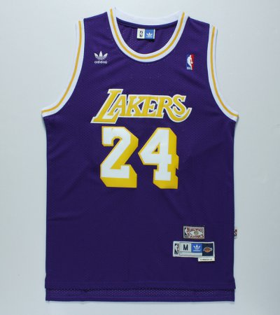 low priced 33870 68ce6 Buy Apparel Men's Los Angeles Lakers Kobe Bryant #24 Gold T ...