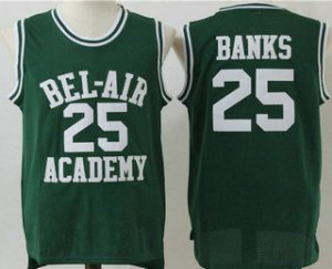 Order The Movie Bel Merchandise Air Academy 25 Banks Green Swingman Basketball ZYZ1492