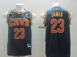 Activities in sales Cleveland Cavaliers #23 james BLUE NBA SAN1192