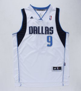 Buy Cheap Dallas Mavericks Basketball #9 rondo white NHX1288