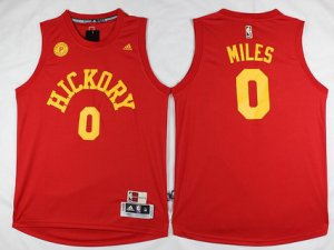Buy Cheap Indiana Pacers #0 C. J. Miles Revolution 30 Swingman 2015 16 Retro Jerseys Red NLP1999