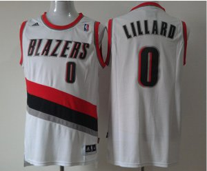 Buy Cheap NBA Portland Trail Blazers White LXM3490