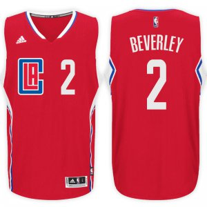 Buy Online Cheap Los Angeles Clippers #2 Patrick Beverley Road Apparel Red Swingman GQG2271