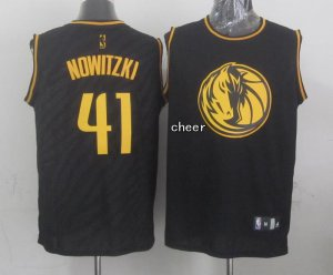 Cheap New Style Milwaukee Gear Bucks #41 nowitzki black CDW2837