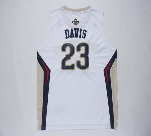 New Arrival Jerseys Orleans Hornets 23 davis red UXC2924