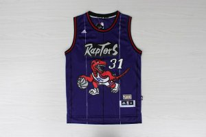 Online Cheap Toronto Raptors 31 Terrence Ross Clothing Purple TPD3912