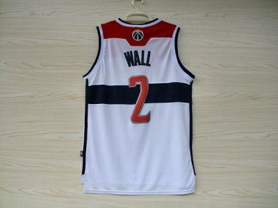 2018 New Arrive Washington Wizards #2 Clothing john wall white BDZ4202