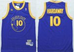 New Arrival 2018 Well designed Warriors #10 Tim Hardaway Blue Throwback Stitched Jerseys AHP1725