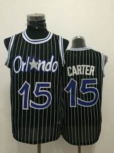 Shop Discount Jersey Orlando Magic Vince 15 Carter Black ARH3161