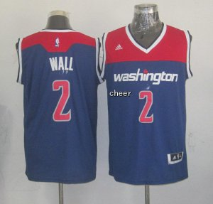 2018 Online Cheap Clothing Washington Wizards #2 wall blue DTC4199