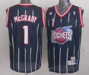 Buy Authentic Mcgrady Rockets Gear throwback 1 black CAD1936