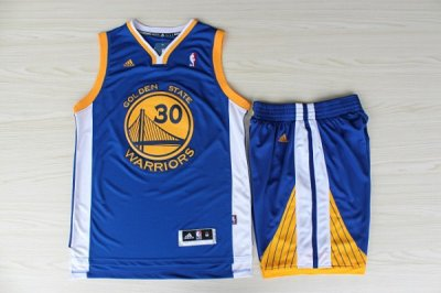 Buy Online 2013 Golden State Warriors Blue #30 Suits NBA CKZ4426