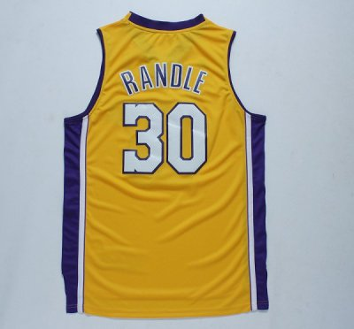 Cheapest Julius Randle Los Angeles Lakers Revolution Jersey 30 Swingman VAY2456