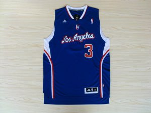 Hot 2017 Los Apparel Angeles Clippers #3 Dark Blue RLY2307