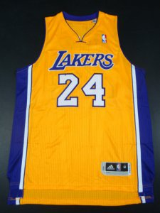 Hot Cheap Los Angeles Clothing Lakers #24 Yellow YSF2493