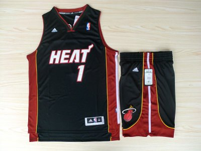 New Jersey Miami Heat Suit 11 MTR4502