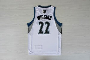 Online Cheap Minnesota Jerseys Timberwolves #22 Andrew Wiggins Alternate White GLL2869