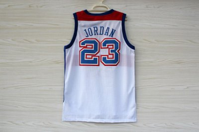 Spring Latest SuperStar Michael Jordan Jersey 014 UHS119