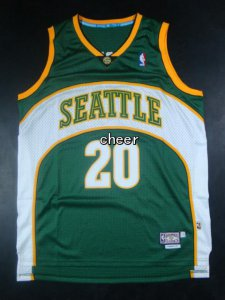 special Seattle #20 the glove green Merchandise RDS3816