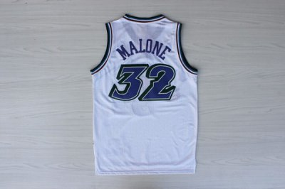 Cheap Online 2018 MALONE Utah Jazz 32 Jersey throwback 12 XUM4162