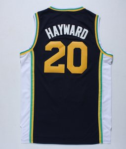Discount holidays Utah Basketball Jazz Swingman Road HAYWARD Gordon #20 ODQ4150
