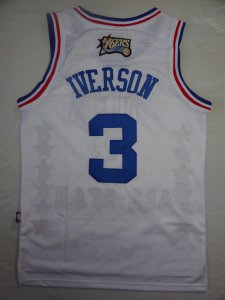 Hot On Sale Superstar Allen Jersey Iverson 001 YGE78
