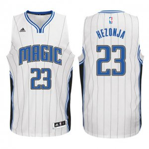 Latest Arrival Mario Hezonja Orlando Merchandise Magic #23 Swingman White Home QNL3144