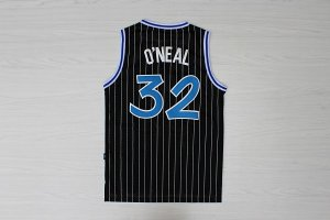 Online Cheap 2018 Orlando Magic #32 Apparel Shaquille O Neal black BYM3164