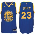 transaction Golden State Warriors# Basketball 23 Draymond Green 2016 17 Road Blue 42 Patch LCZ1595