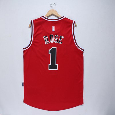 Buy Cheap Derrick Merchandise Rose Chicago Bulls Swingman red YAM782