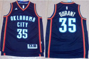 Buy Thunder #35 Kevin Durant Black Merchandise Stitched NQV3110