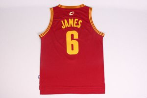 Cheap Buy Online 6 Lebron Clothing James Cleveland Cavaliers Maroon VTH1210