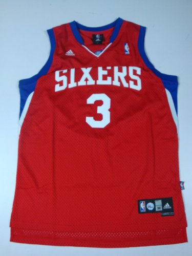 Guarantee Quality Superstar Allen Jerseys Iverson 012 GBX89
