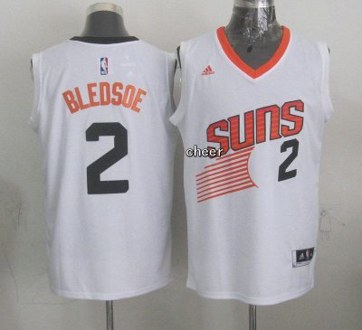Hight Quality Phoenix Suns Merchandise #2 bledsoe white ZAV3330