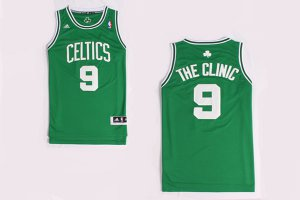 Hot On Sale Jerseys Boston Celtics Rondo nickname The Clinic celtics green JHY470