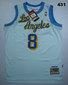 Latest Arrival Los Angeles Jerseys Brynant #8 White JAM2494
