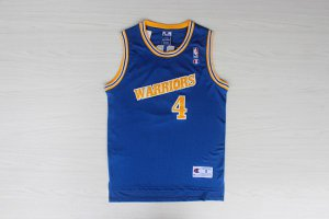New trend Webber Warriors throwback blue Basketball 4 AAI1809