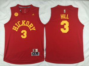 Online sales Basketball Indiana Pacers #3 George Hill Revolution 30 Swingman 2015 16 Retro Red ZMP2001