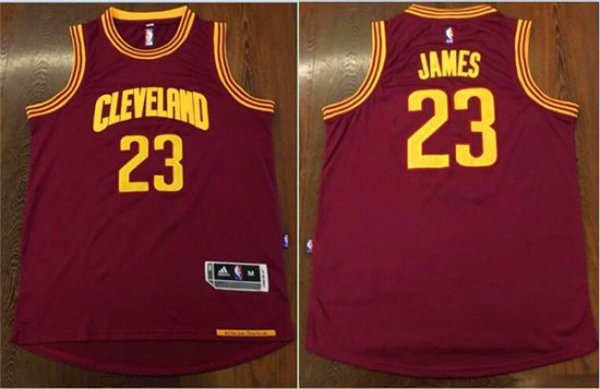 the latest 95e43 07269 shop cleveland cavaliers 23 lebron james navy blue with gold ...