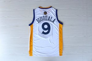 Assorted colors Golden State Warriors Iguodala 9 warriors Gear white CSH1814