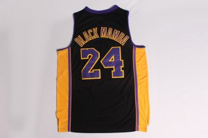 Delicious Los Angeles Jerseys Lakers black mamba Hollywood ZTY2485